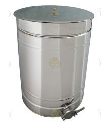 Aftapvat RVS 150 liter
