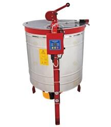 Honingslinger handmatig en  elektrisch 3 raams 500 mm