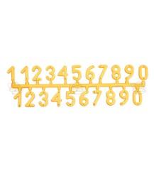 Kastnummers