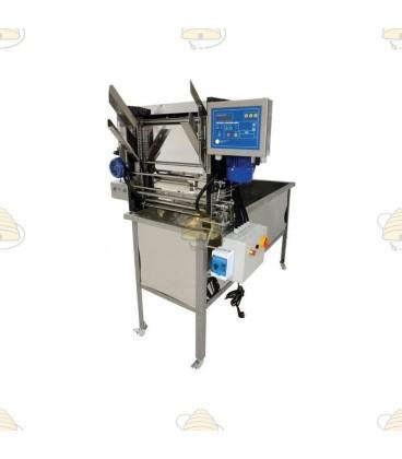 Automatische ontzegelmachine water verwarmd