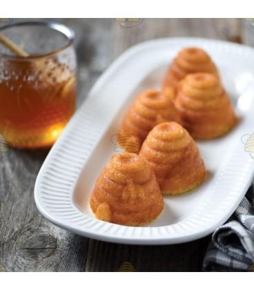 Muffin bijenkorf cakejes bakvorm