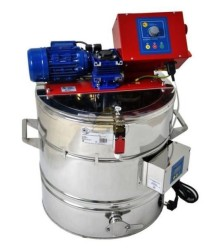 Dekristallisatie en crèmevat (100L/230V)