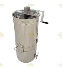 400 mm 2-raams honingslinger met zeef en opvangvat (Easy)