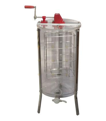 400 mm 2-raams transparante honingslinger (Easy)