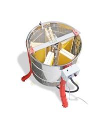 520 mm 5-raams elektrische radiaal/tangentiel honingslinger LEGA (Premium)