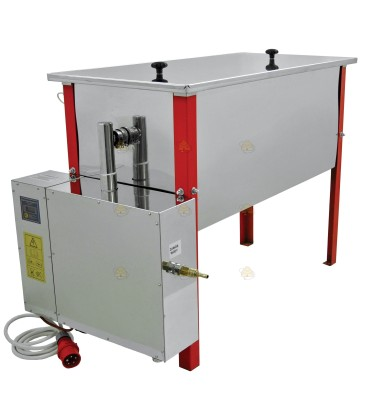 Elektrischestoomwassmelter professioneel water toevoer