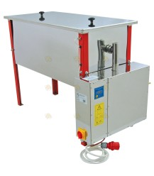 Elektrische stoomwassmelter professioneel 1000 mm