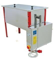 Elektrische stoomwassmelter professioneel 1500 mm