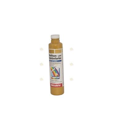 Styropor EPS - verf (okergeel) per 750 ml