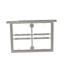 MiniPlus ramen (kunststof) per stuk.