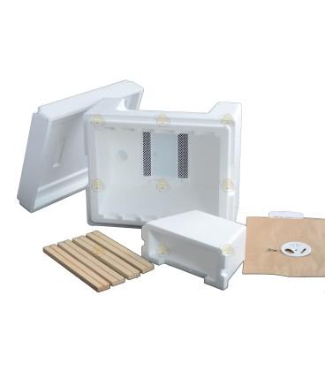 Kieler bevruchtingskastje incl. toplatjes / raamlatjes