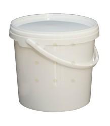 Honingemmer 4 kg, incl. deksel
