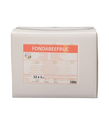 Doos FondabeeFruc suikerdeeg (12 x 1 kg)