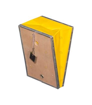 Blaasbalg geel