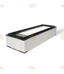 Voerbak Langstroth 3-raams polystyreen kastje