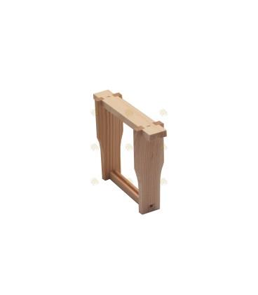 Raampjes voor houten teeltkastje