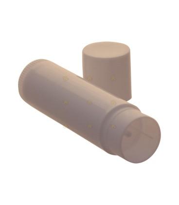 Lippenbalsem koker / tube, wit