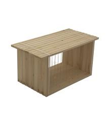 Simplex Broedkamer lindehout gemonteerd ZZ verticaal