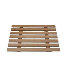 Bouwrooster van hout 46,5 x 39 cm