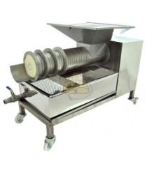 Ontzegelpersmachine 100 kg/u 230 V
