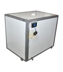 Dékristallisatiekamer voor pallets