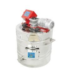 Dékristallisatie- en crèmevat 70L - 400V