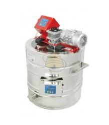 Dekristallisatie- en crèmevat 200L - 400V