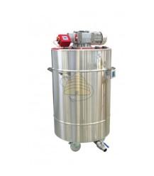 Dekristallisatie- en crèmevat 600L - 400V