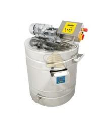 Dekristallisatie- en crèmevat 50L - 230V (Premium)