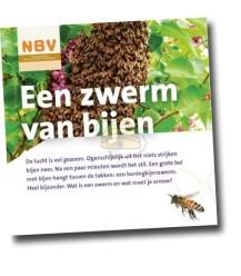 NBV Een zwerm van bijen (40 stuks)