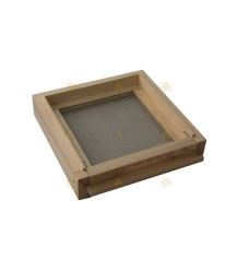 Miniplus varroabodem hout