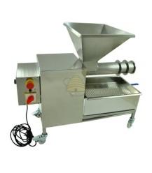 Ontzegelpersmachine mini 50 kg/u 230V