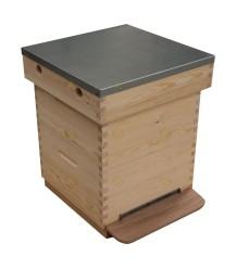 Simplex bijenkast 46 x 46 cm (Belgische maat)