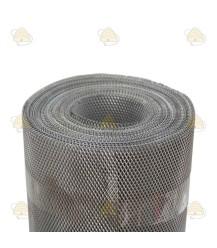 Aluminium getrokken varroa bodemgaas 1 x 20 m