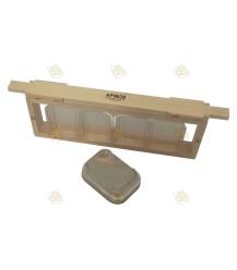 Raathoning oogstraam honingkamer (Apibox)
