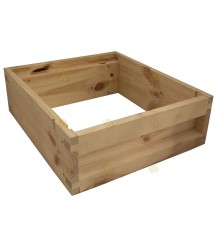 Budget Easy grip honingkamer spaarkast (grenen)