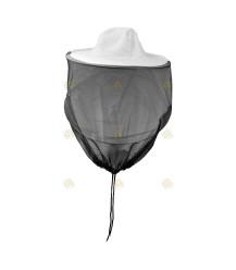 Imkerkap BeeFun met katoenen achterkant (hoed & afstandsring)