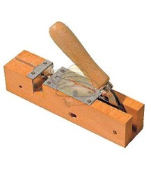 Gaatjesmaker / oogjeszetter (hout)