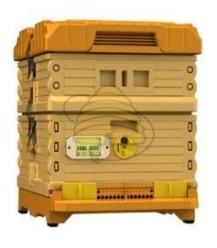 Apimaye Ergo bijenkast Deep Brood Box en Medium Super Langstroth