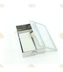 Zonnewassmelter RVS groot (Deluxe)