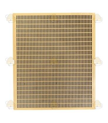 Langstroth / Dadant Blatt / Nicot koninginnerooster pvc 50 x 42,5 cm