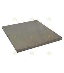 Aluminium dakbedekking Spaarkast, binnenmaat 466 x 516 mm (Premium)