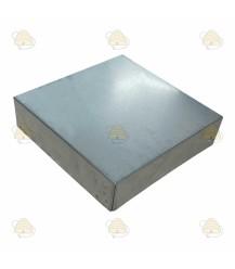 MiniPlus metalen dak voor polystyreen kastje