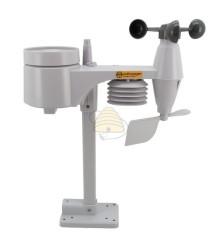 Weerstation ApiWeather-RF6 voor de bijenkast