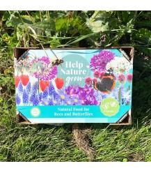 'Help de natuur groeien!' box (75 bloembollen)