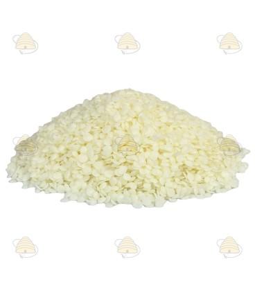 Witte bijenwas voor cosmetica per 500 gram