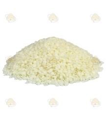 Witte bijenwas voor cosmetica per 250 gram