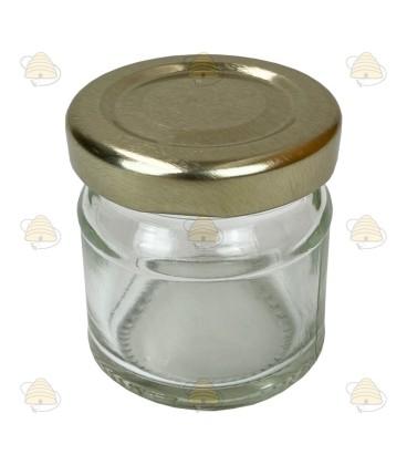 41ml / 50gram zonder deksel ronde honing pot