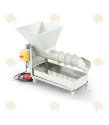 Ontzegelpersmachine mini 50 kg/u 400V