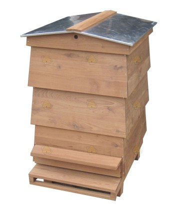 WBC bijenkast Deluxe (William Broughton Carr)